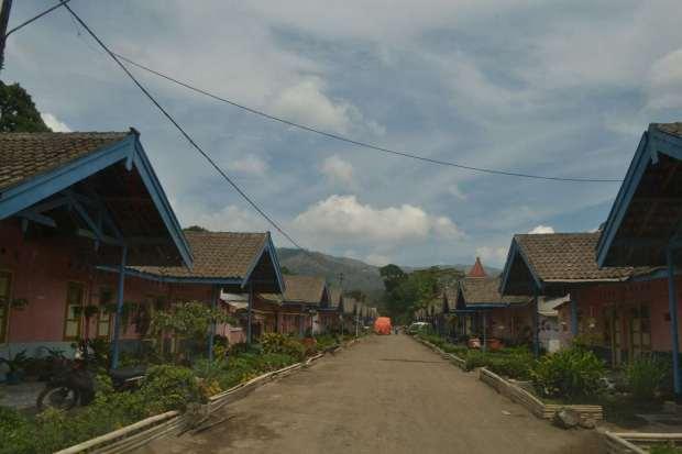 kawasan permukiman di blawan