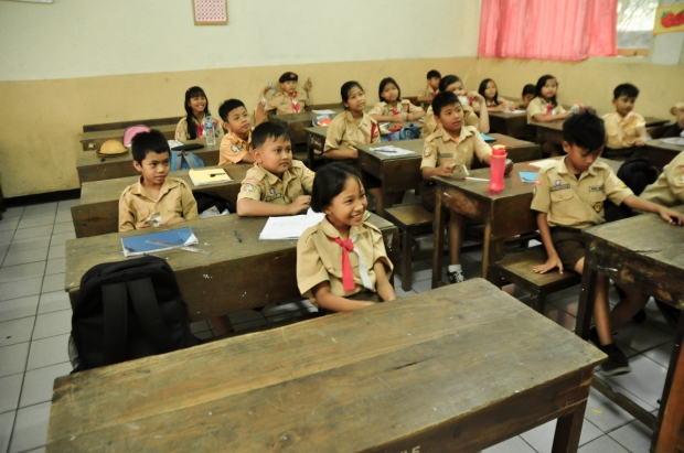 kelas IV A