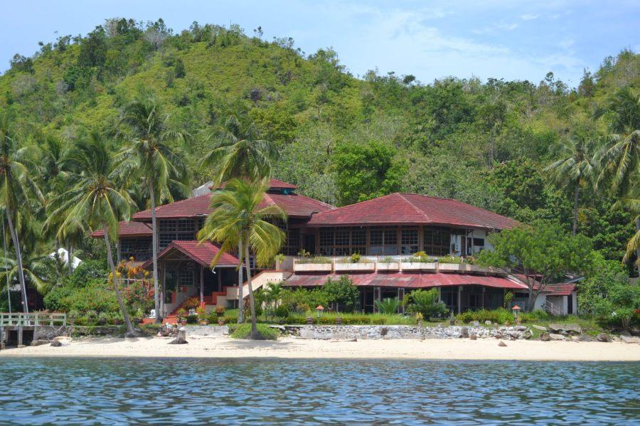 resort utama sikuai