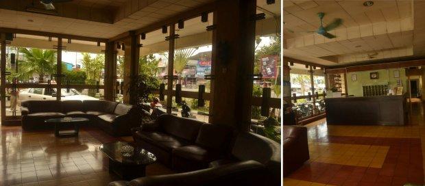 lobby dan reception