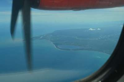 garis pantai sumatera yang tertinggal