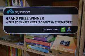 winner writing! #ToInspiredBeInspired skyscanner blog contest