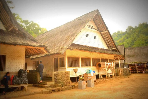 masjid kampung naga
