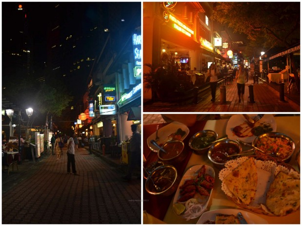 boat quay dan restoran india