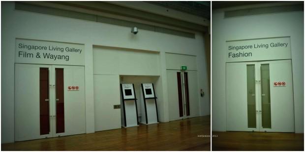 bagian depan living gallery