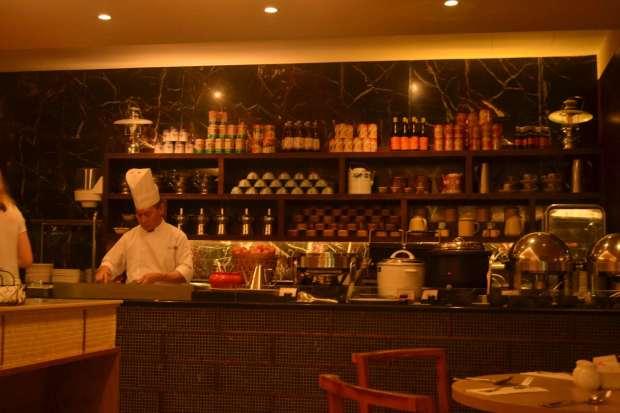 chef yang ramah