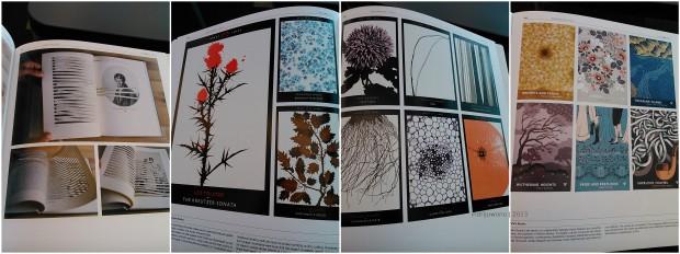 koleksi sampul buku grafis