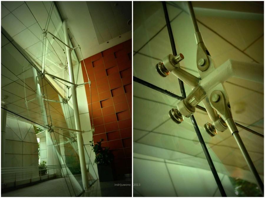 spider glass
