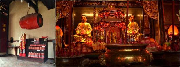 drum dan altar