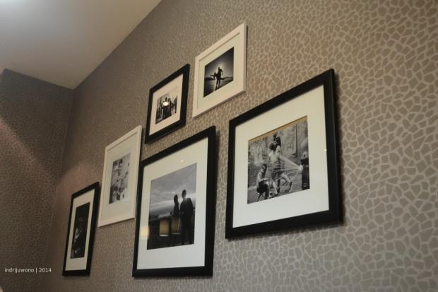 wallpaper corak menghidupkan dinding