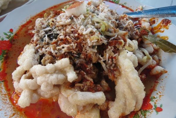 docang yang penuh. gambar dari http://cirebonpro.info/konten/index/12/Makanan-dan-Minuman-Khas-Cirebon