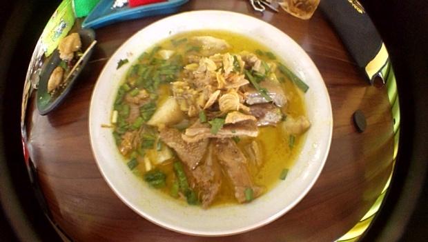 empal gentong (fotonya Lukman)