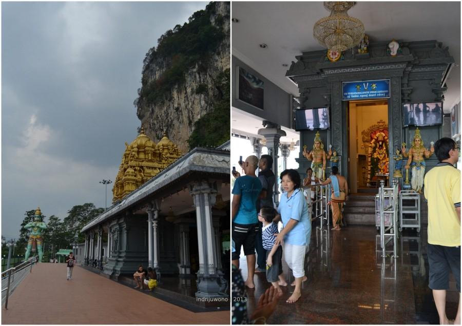 dalam kuil