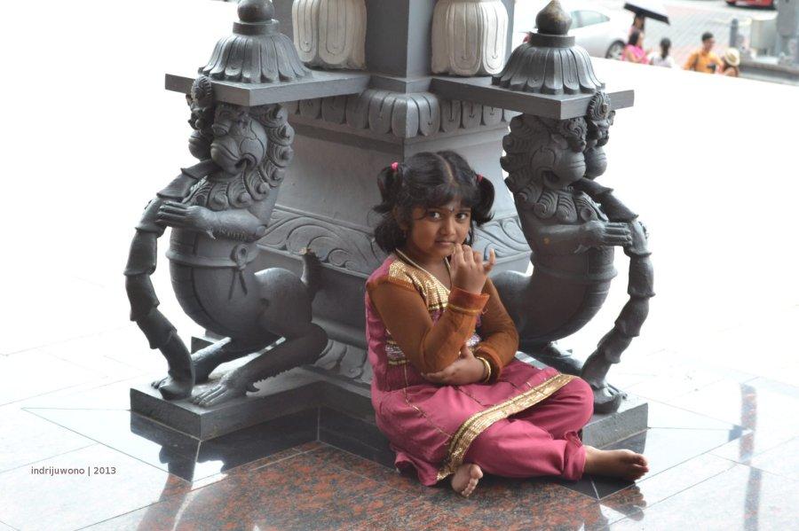 gadis hindu cilik