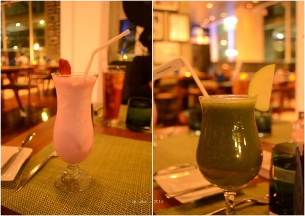 strawbunny & green light