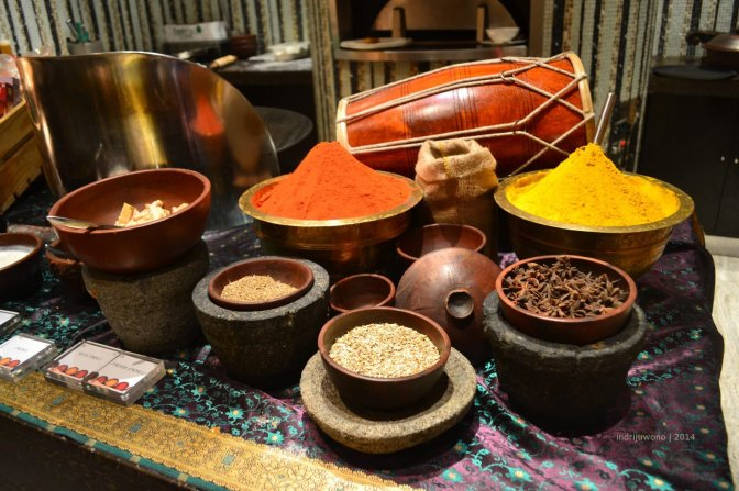 colours of india : food that guide me