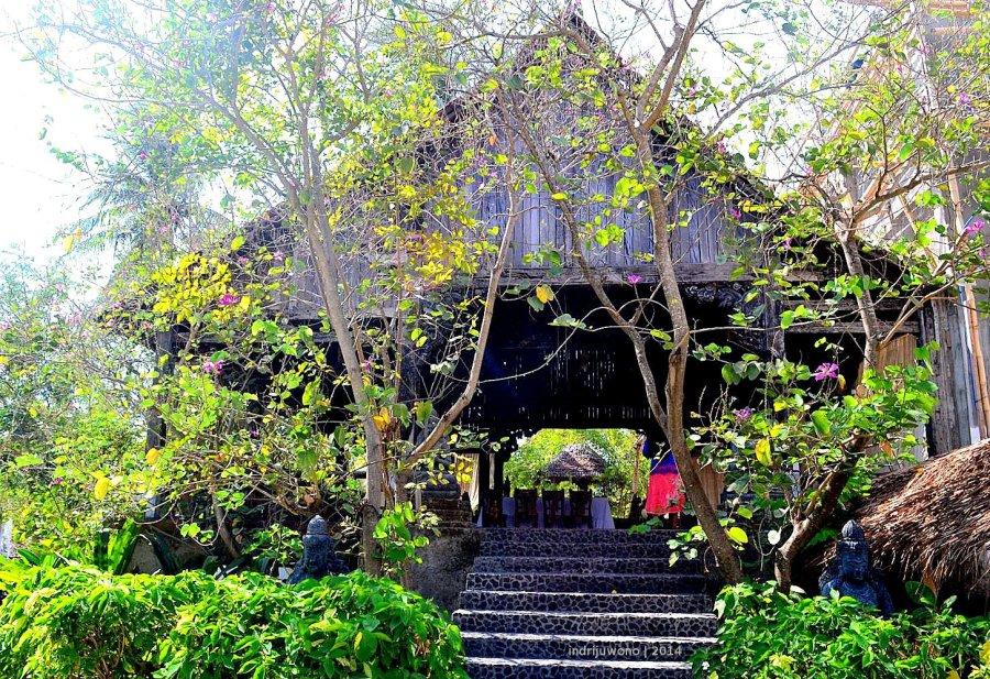 sang hyang barong temple