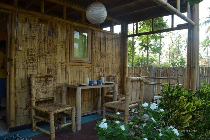 little woodstock, pleasant stay at gili trawangan