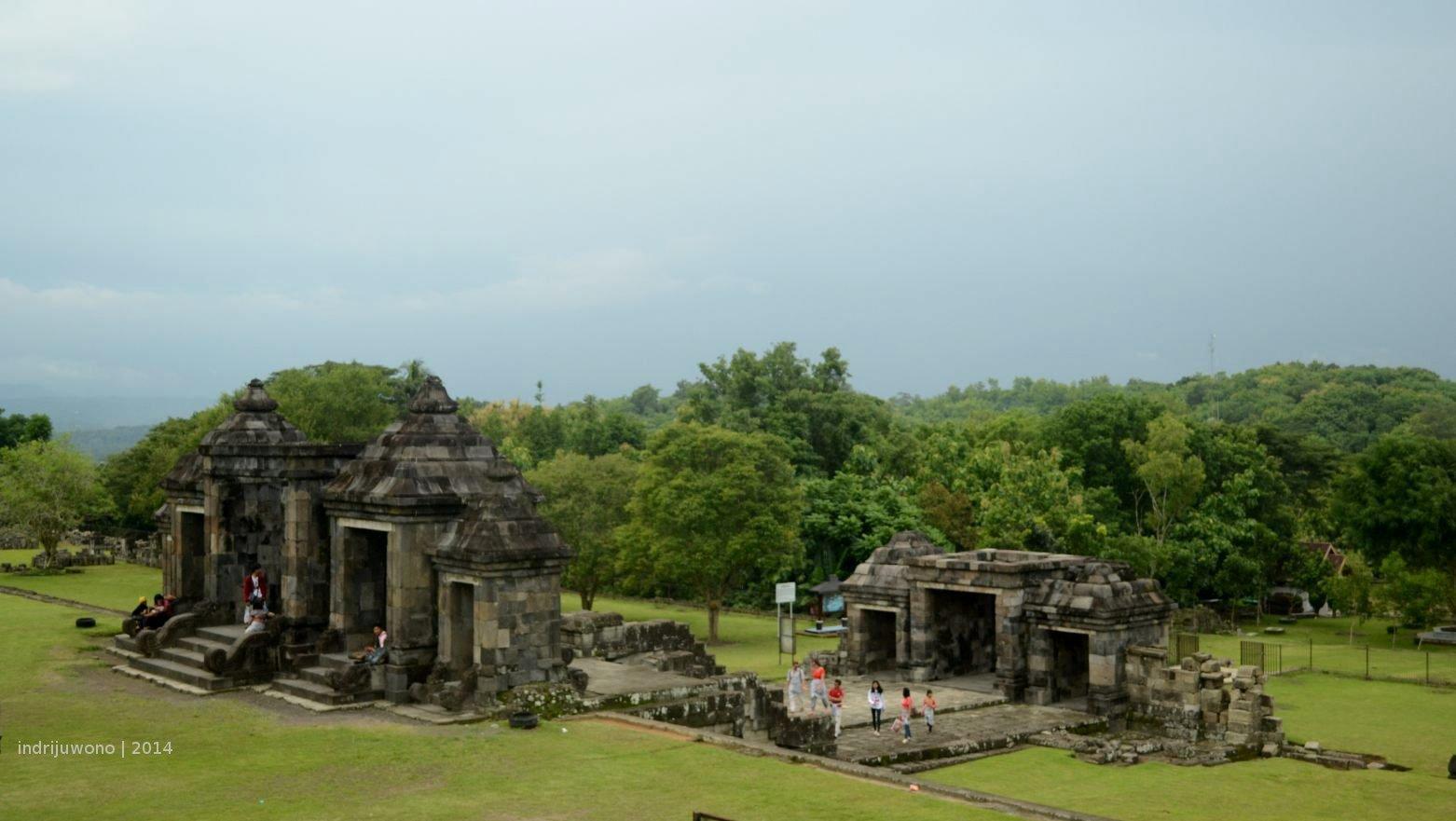 mencari sepi di istana ratu boko – tindak tanduk arsitek