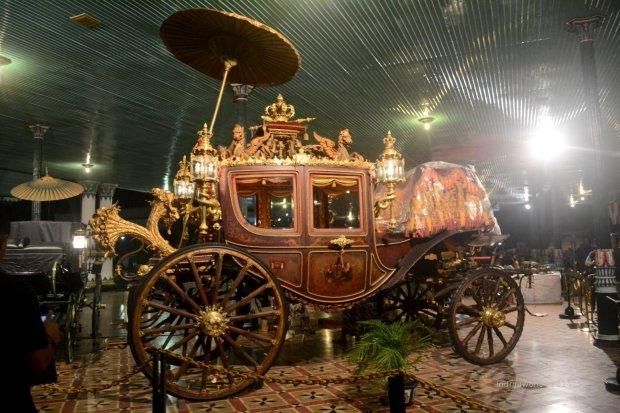kereta yang ditarik kuda