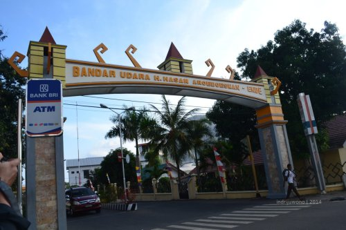 gerbang bandara Ende