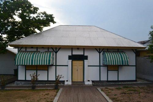 tempat tinggal sang proklamator di ende