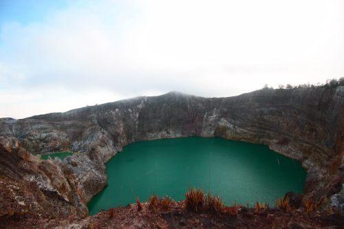 tiwu ata polo (danau arwah orang jahat0 foto : jay