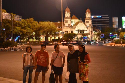 lawang sewu sewaktu kami pulang dari karimunjawa, 2012
