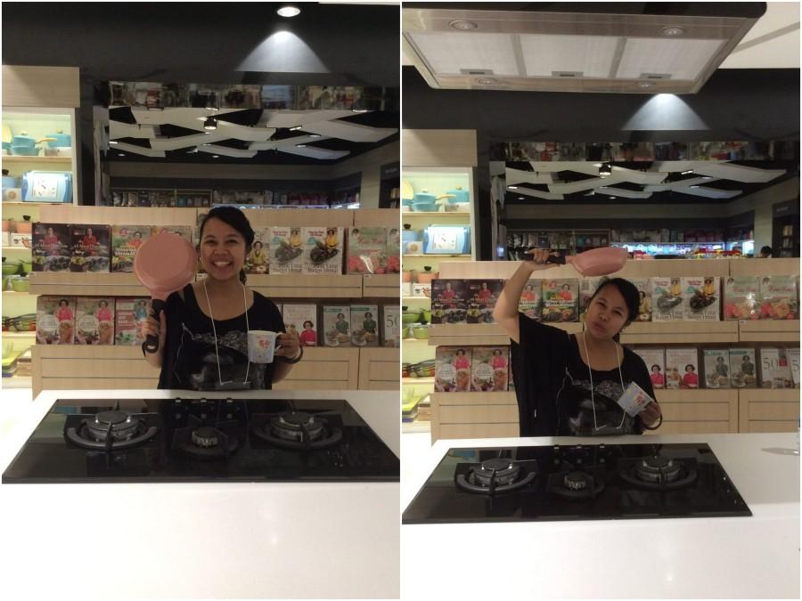 Eka @ceritaeka rupanya sesudah ini akan mengeluarkan buku masakan *gosip*