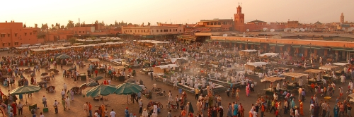 the magnificent marrakech (pic from wikipedia)