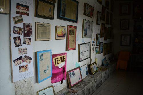 memorabilia perjalanan gola gong
