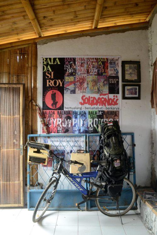 mengenang masa  bersepeda di asia tenggara
