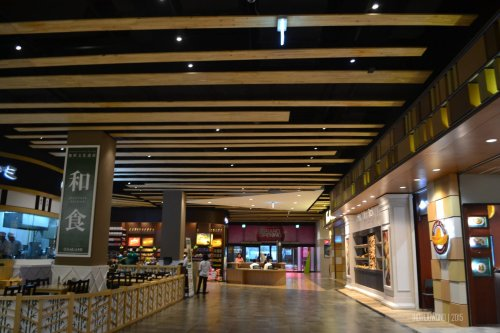 interior AEON Mall
