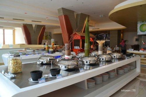 buffet makanan