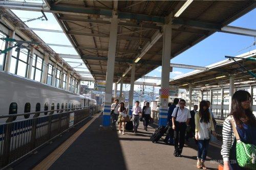 stasiun hiroshima yang todak ditemukan eskalator