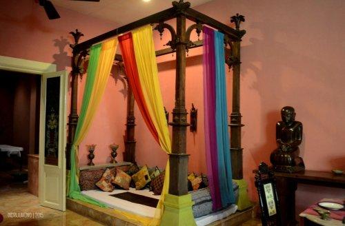 daybed di apsara suite