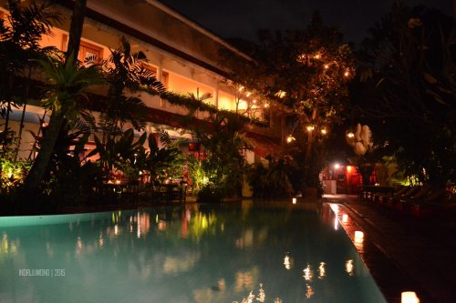 swimming pool tugu hotel malang