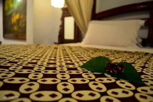 motif batik yang hangat