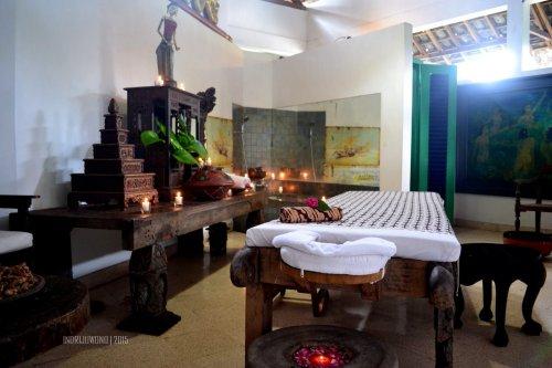 lali djiwo heritage spa, ruang kedua