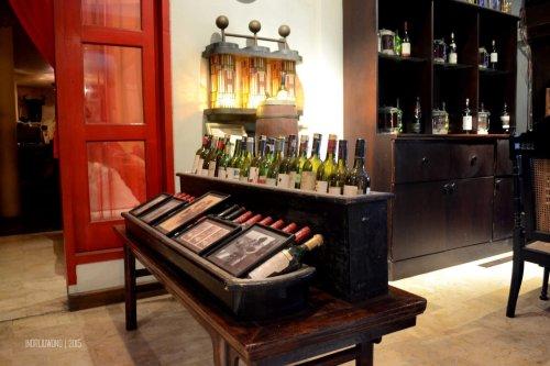 koleksi wine