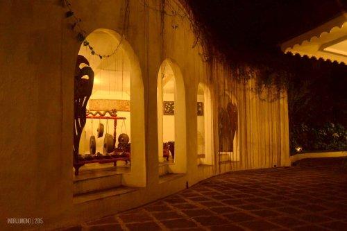 bangunan tempat gamelan