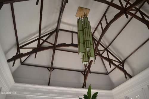 ornamen lampu