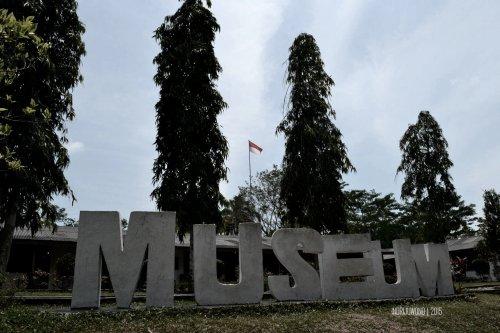 signage museum pulau galang