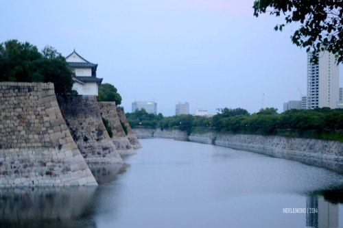 17-osaka-castle-ota-gate-outer-courtyard-moat