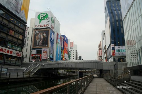33-dotonbori-osaka-daylife-river-bridge