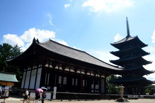 14-nara-japan-buddha-hall-kofukuji