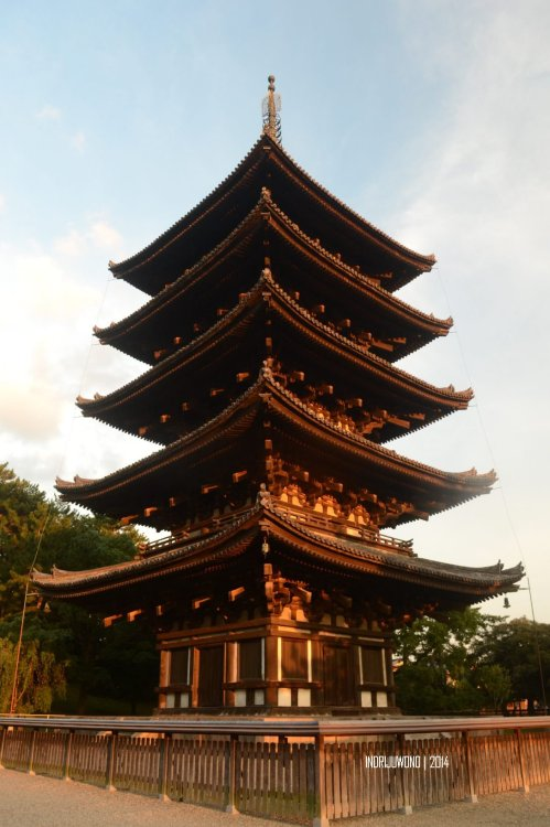 8-nara-japan-five-stories-pagoda-kofukuji