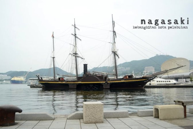 nagasaki, kebangkitan kota pelabuhan