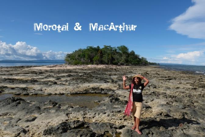 morotai dan macarthur
